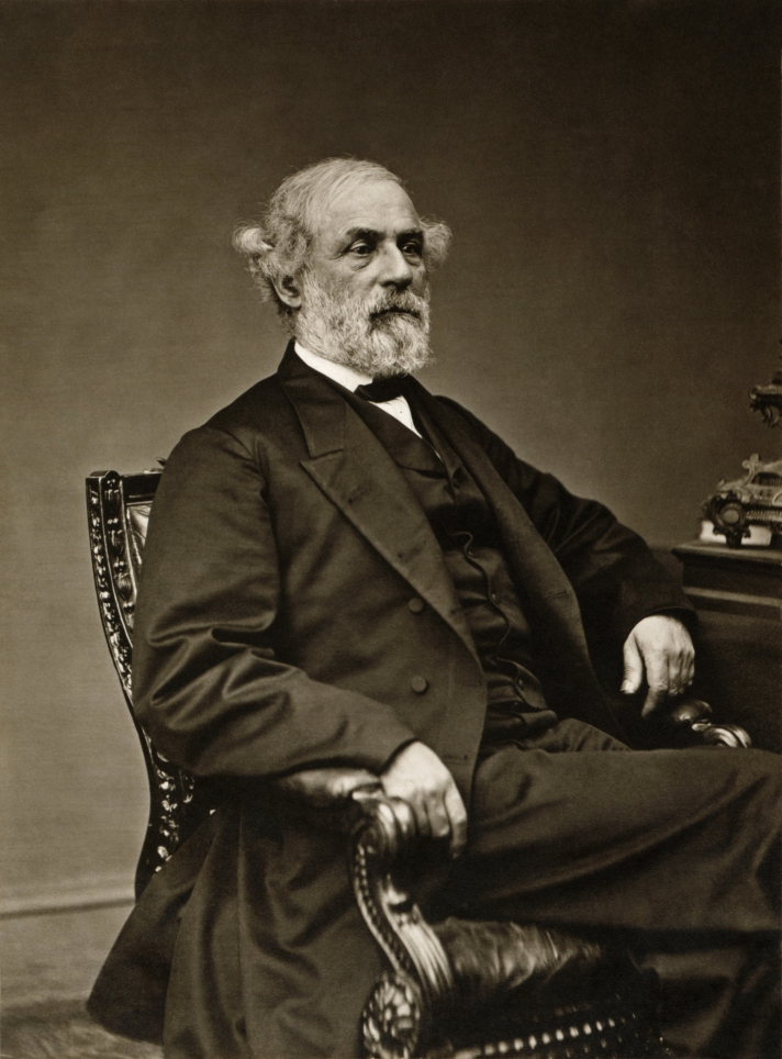 Levin_C._Handy_-_General_Robert_E._Lee_in_May_1869