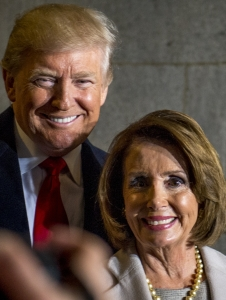 President-elect_Donald_J._Trump_and_U.S._Speaker_of_the_House_Nancy_Pelosi,_January_20,_2017_cropped