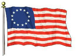 This image has an empty alt attribute; its file name is betsyrossflag.jpg