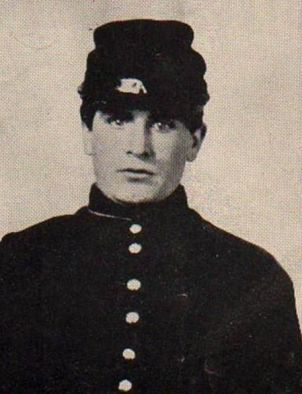 This image has an empty alt attribute; its file name is mckinley-cw-uniform.jpg
